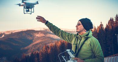 SmartHonk Photography Drone