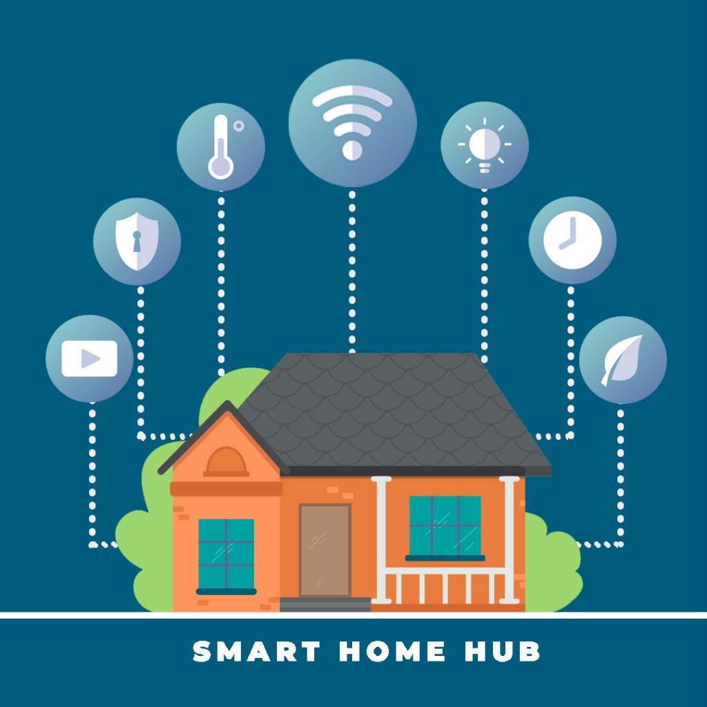 Smart-home-hub