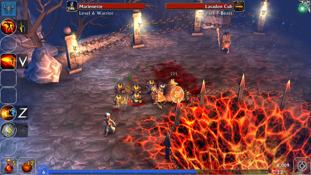 eternium gameplay