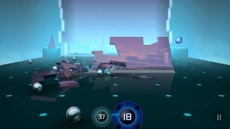 smash hit gameplay