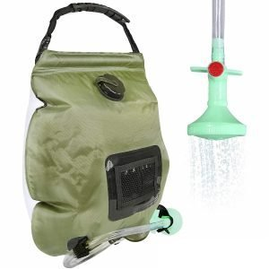 Solar Camping Portable Shower