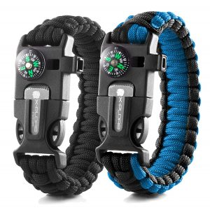 X-Plore Gear Emergency Bracelet