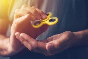 SmartHonk Fidget Spinner
