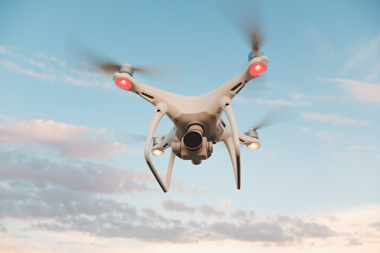 smartHonk Selfie drone