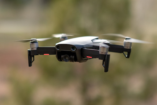 dji drone for photography