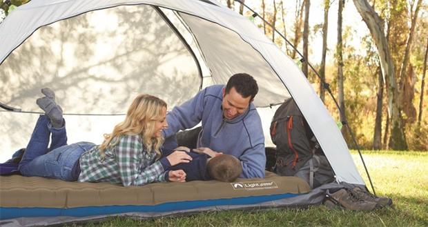 most convenient best air mattress for camping