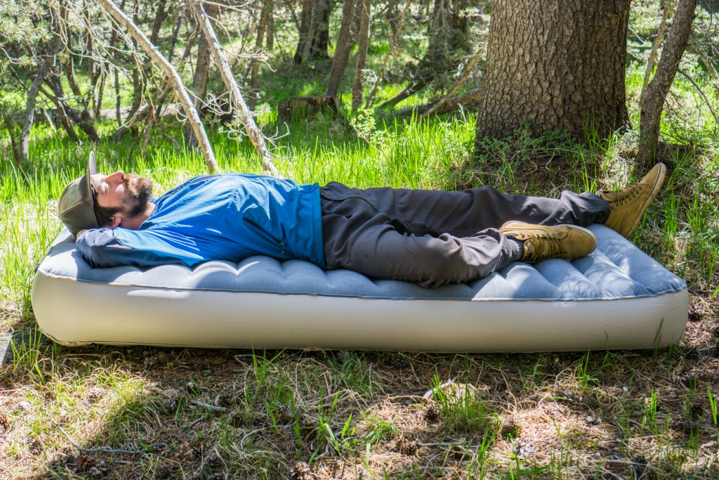 best air mattress for camping in 2019