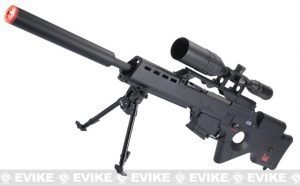 HK SL9 6mm Airsoft BB Sniper Rifle