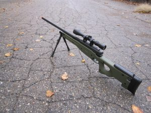 Wellfire mk96 Bolt Action Airsoft Sniper Rifle