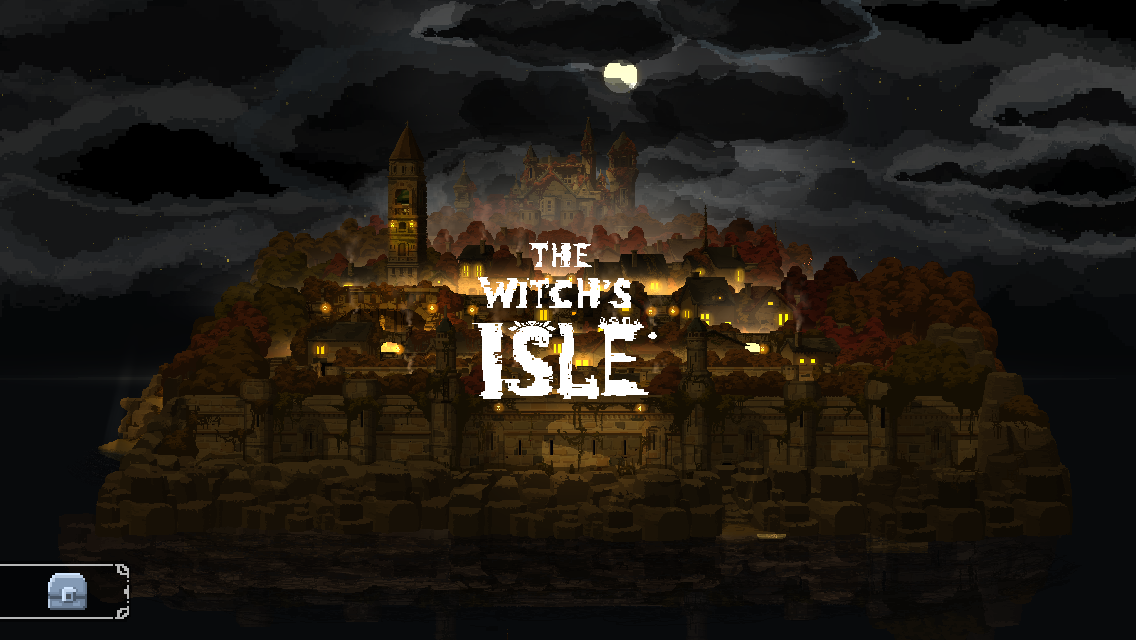 witch's isle game free puzzle game