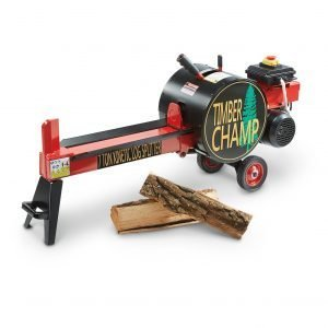 best commercial kinetic log splitter