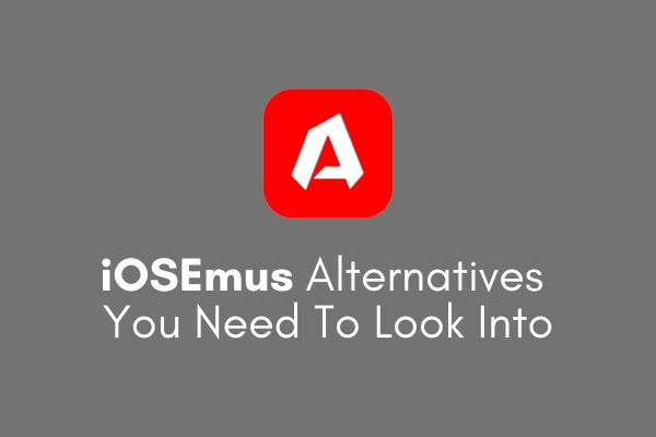 Apps Like iOSEmus – Best iOSEmus Alternatives