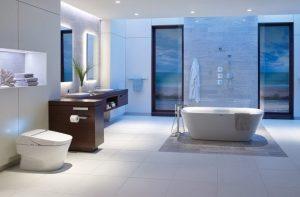 smart bathroom tips