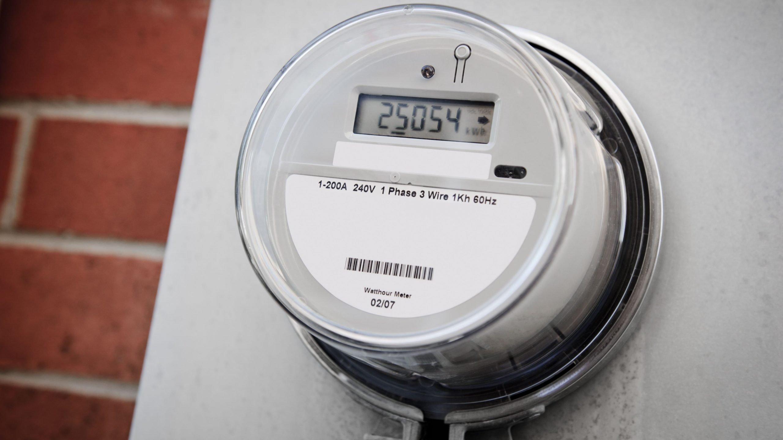 smart meter for smart home