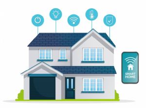 what is smart home hub