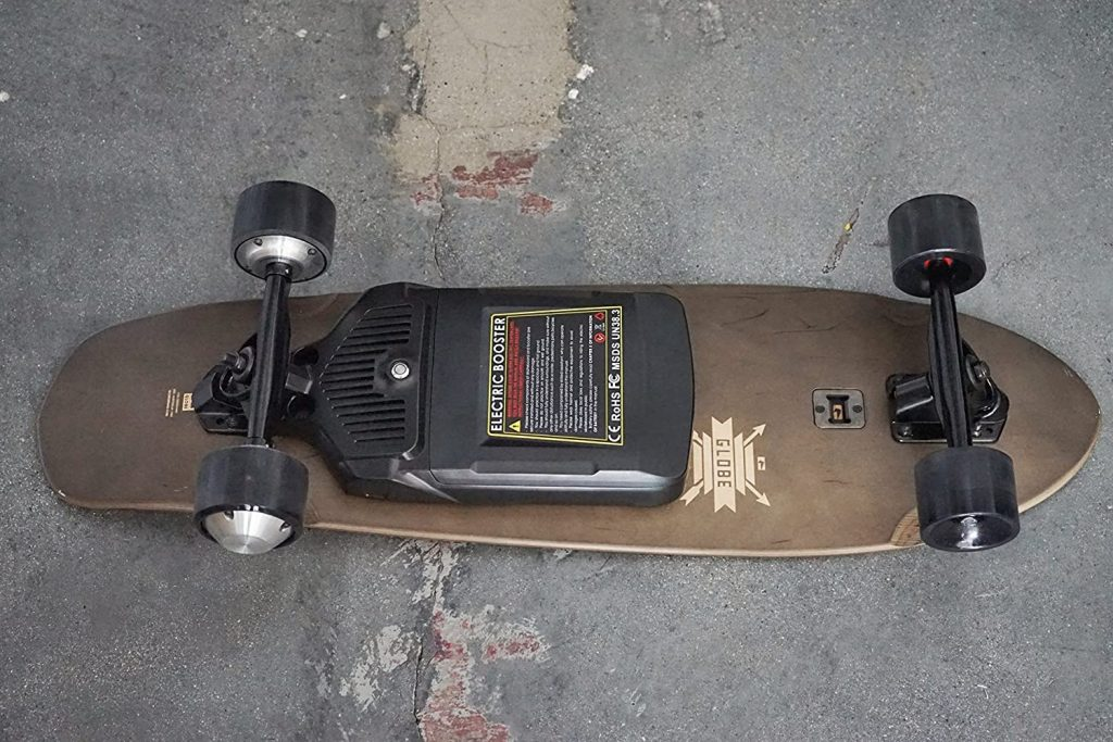 electric skateboard conversion kit