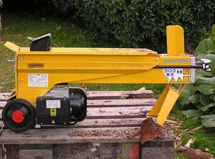 How To Repair Electric Log Splitter