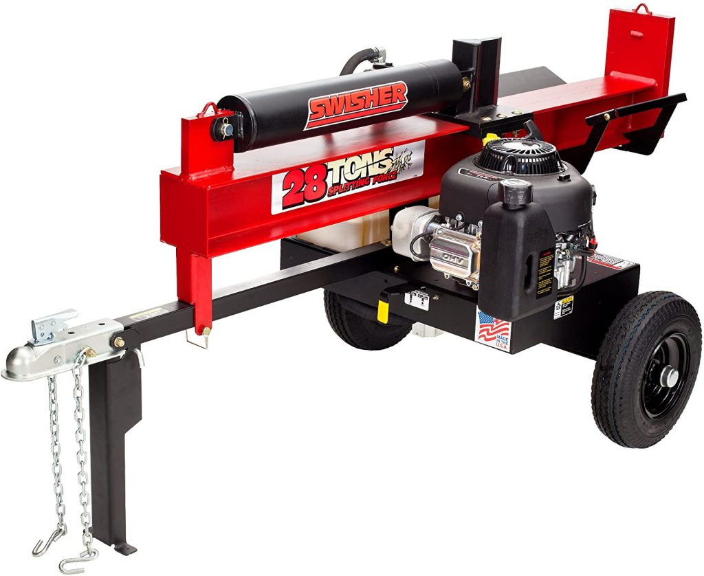 best 28 ton log splitter