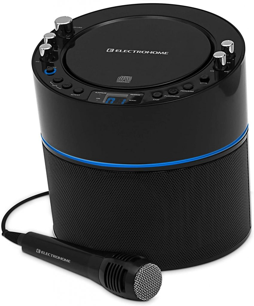 best karaoke machine for home use