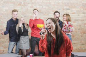 best portable karaoke microphone