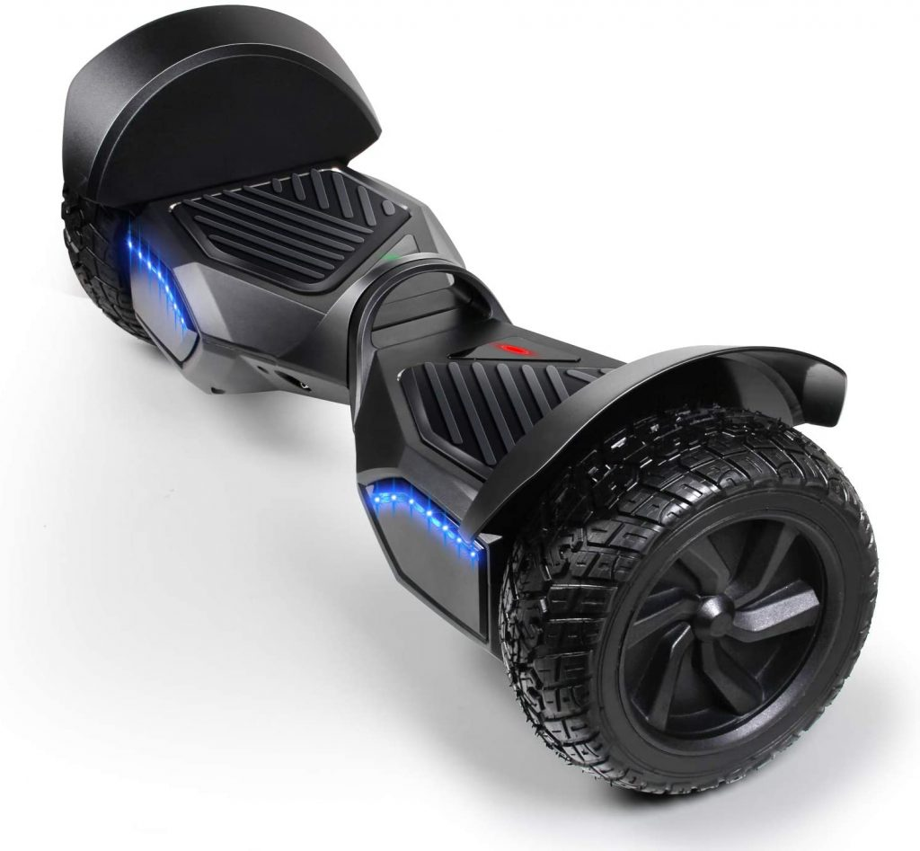 best fastest off road hoverboard