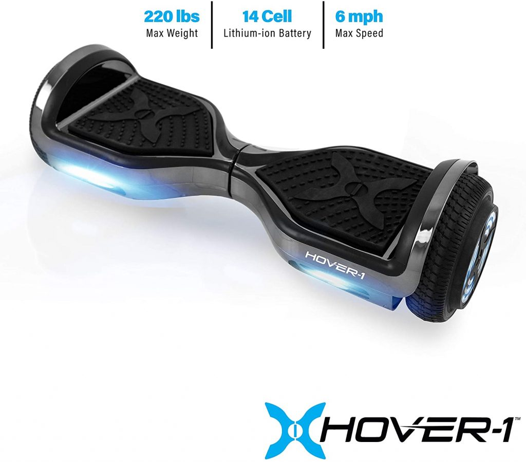 Hover 1 chrome electric Hoverboard Review