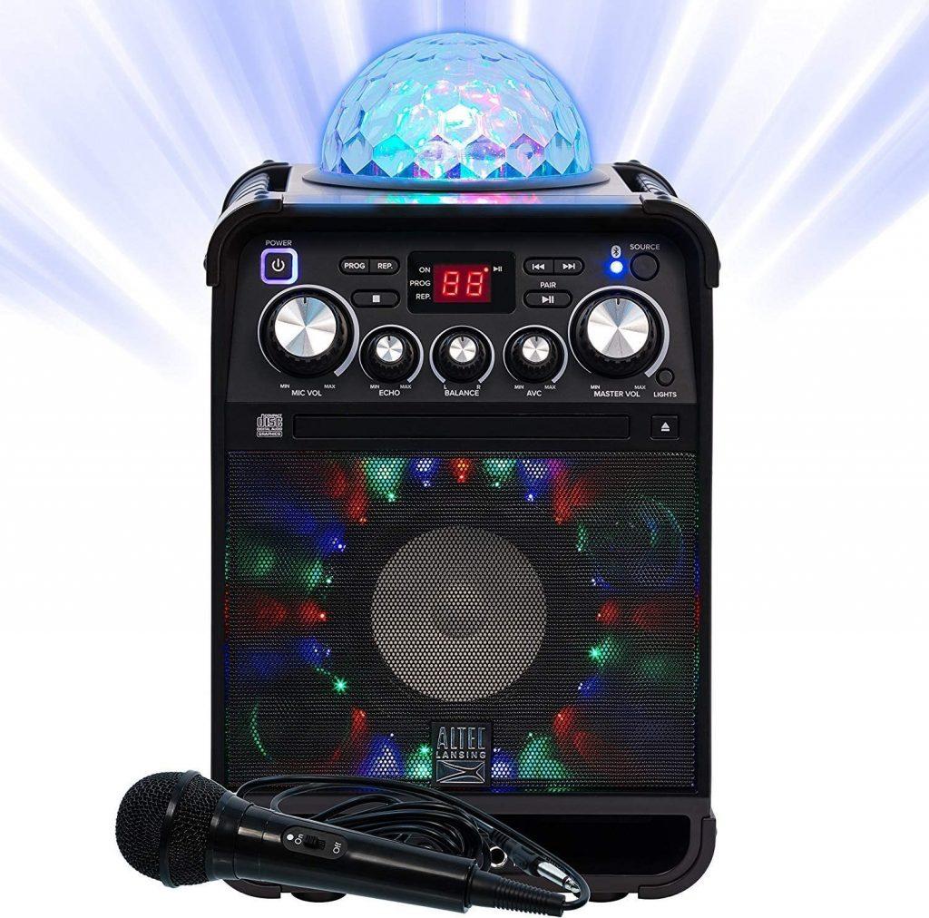Karaoke Machines With Disco Lights - 2021