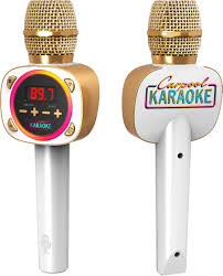 How to connect karaoke microphone to speakers