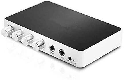 HDMI karaoke mixer amplifier