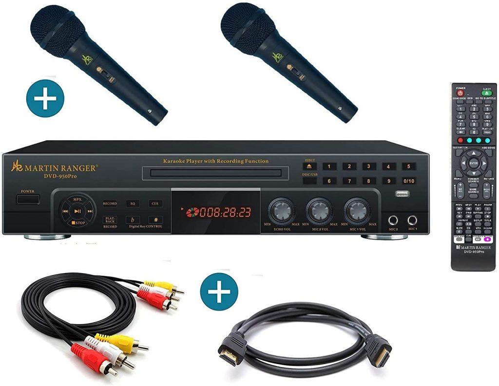 10 best HDMI karaoke mixer