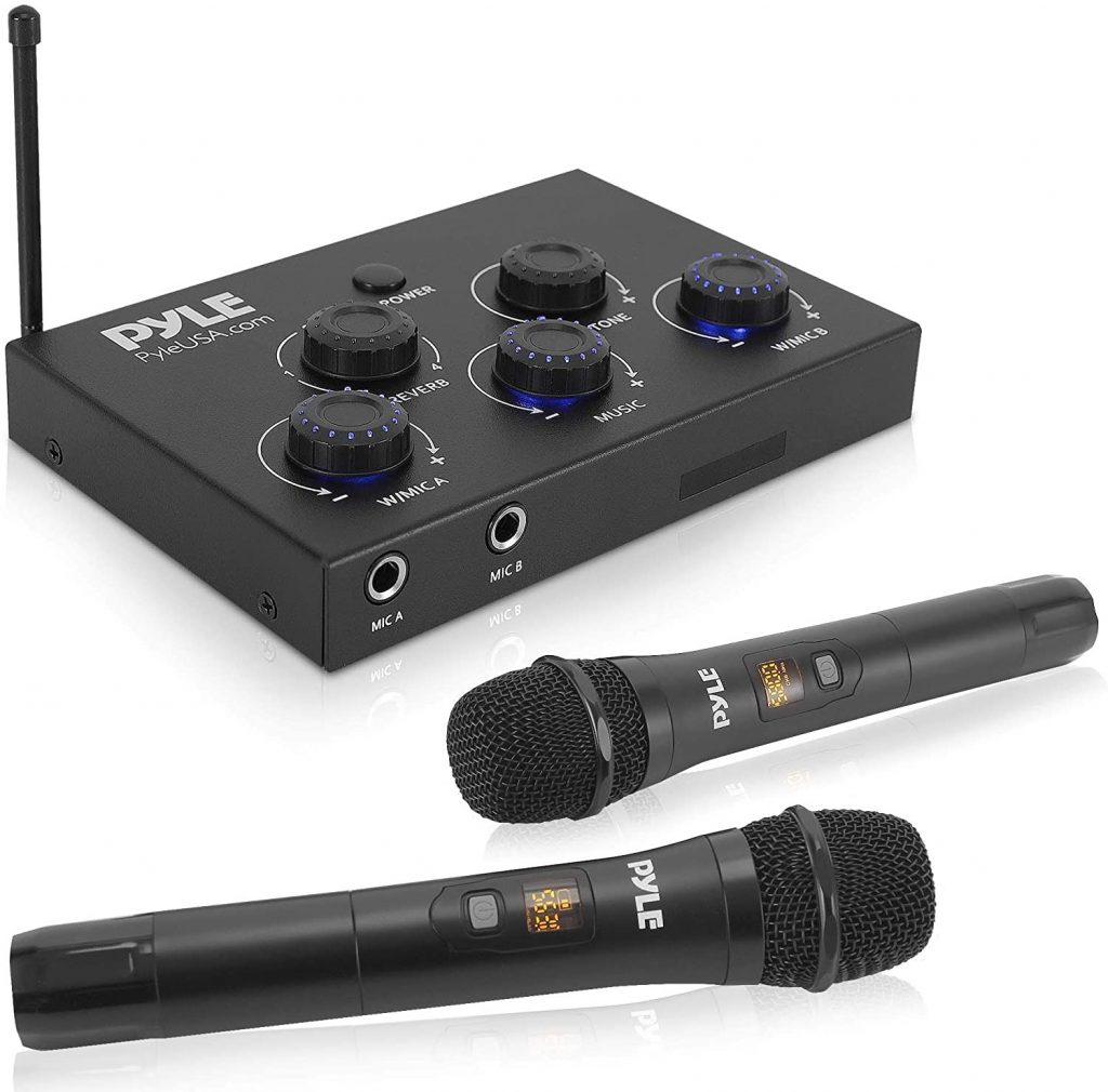 Best HDMI karaoke mixer 2021