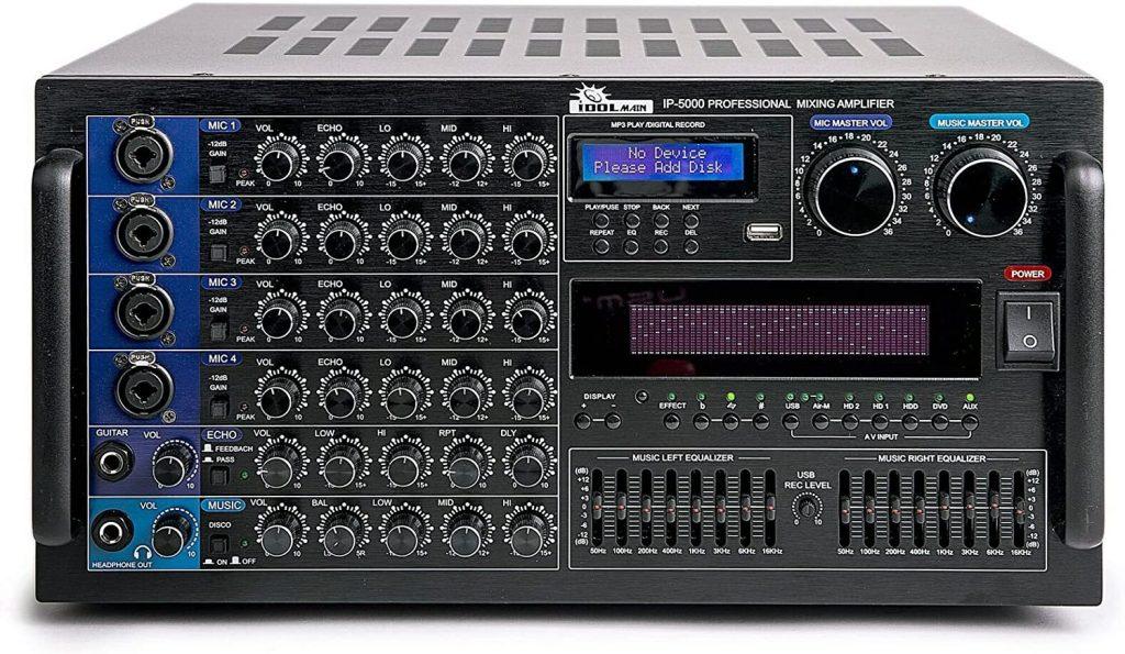 HDMI karaoke mixer best of 2021