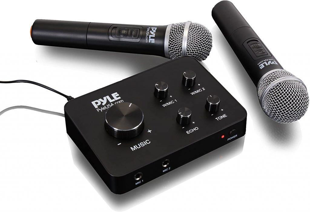 HDMI karaoke mixer 2021