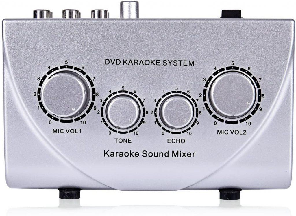 top 10 HDMI karaoke mixer