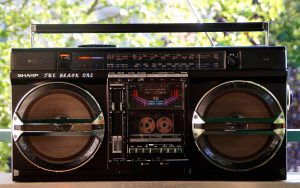 best ghetto blasters radio