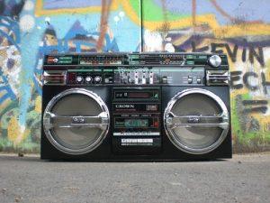 best retro boombox