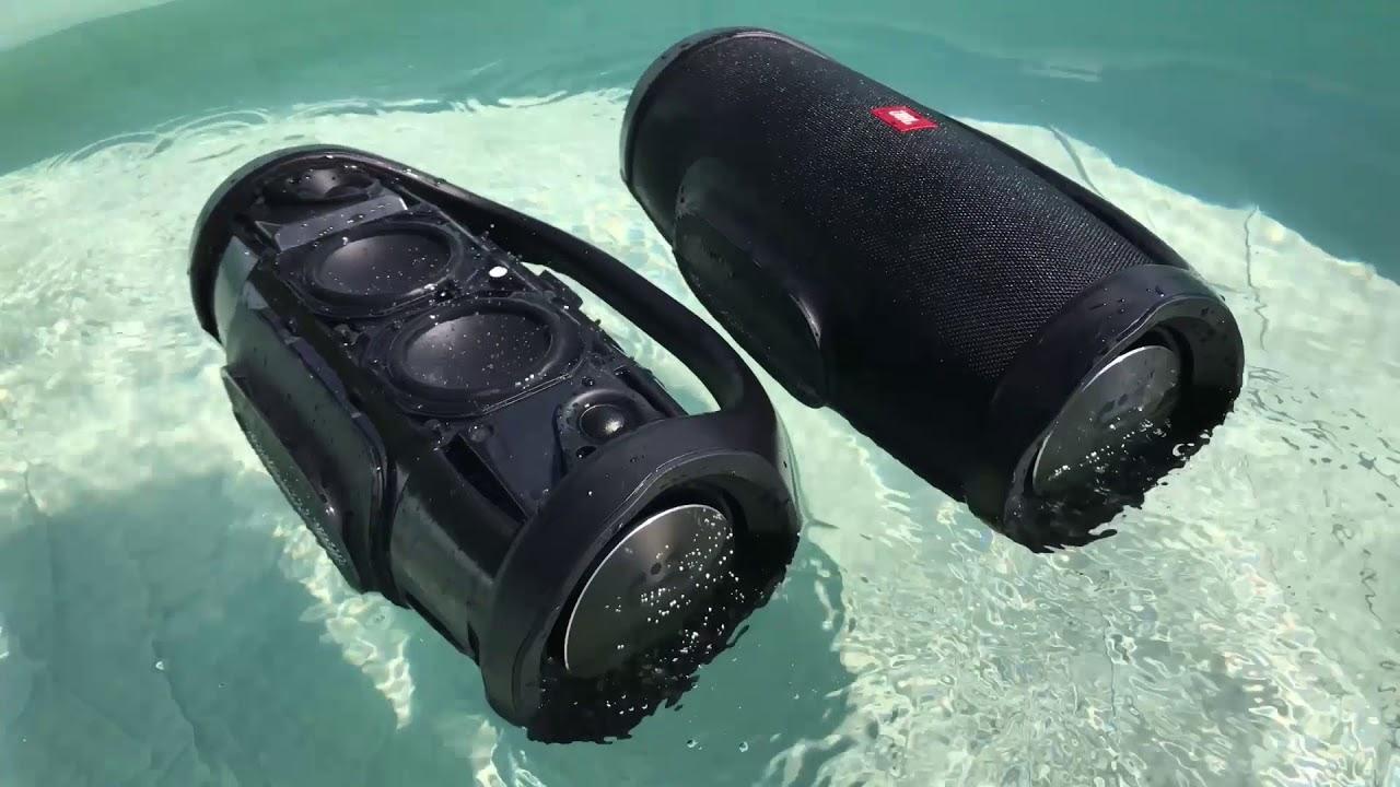 Best WaterProof Boombox 2021
