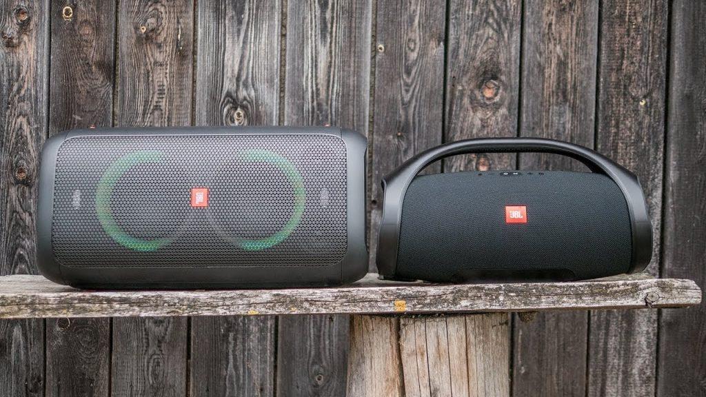 JBL Boombox Vs JBL Partybox: A Detailed Comparison