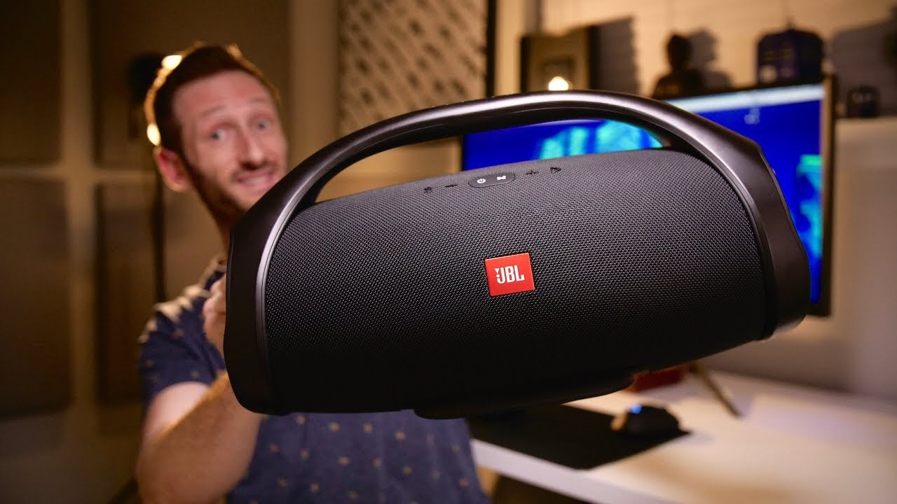 How To Connect JBL Boombox To TV