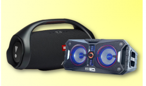 Altec Lansing Xpedition 8 Vs JBL Boombox: What's The Difference?