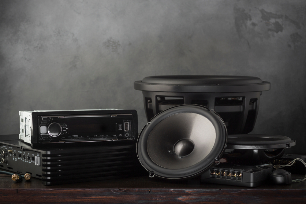 how to make boombox from car stereo